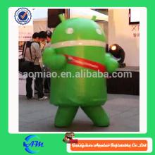Costume de mascotte pour Android Costume personnalisé en ligne pour la vente en ligne