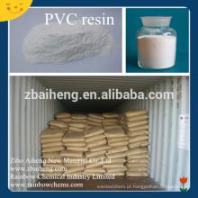 pó de resina de pvc