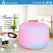 Difusor de aroma de arco iris Aromatherapy Aromaterapia Newset Candle Light