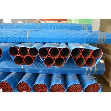 ASTM A135 Sch40 Tubería de acero para sistema de extinción de incendios por aspersión