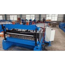 Machine de formage de rouleaux de tuiles pour toiture de panneaux de feuilles ibr