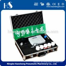 Best Selling Produkte Aluminium Box Air Kompressor mit Luftschlauch