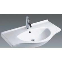 Керамический тазик для ванны с верхней ванной (1100)