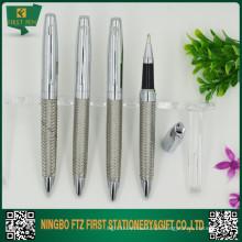 Steel Braid High Quality Roller Pen