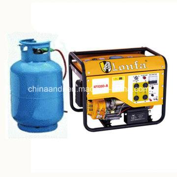 2.5kVA Portable Natural Gas Generator