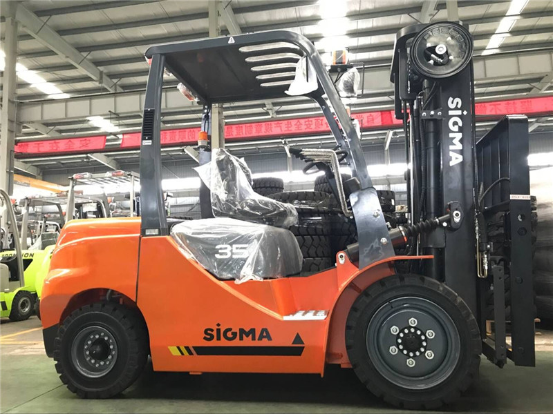 China Forklift 3.5 T