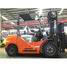 3.5T Forklift With Position Fork
