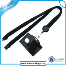 Factory Sale ID Card Holder Yoyo Lanyard