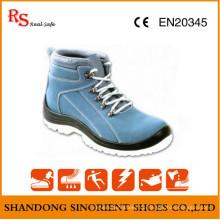 Wasserdichte blaue Hammer Sicherheitsschuhe RS525