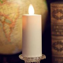 outdoor realistic moving wick led votive candle for church