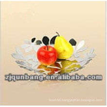 Pear Shape Metal Fruit Stand