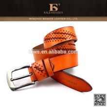 Precio bajo nuevo hermoso mens cinturones de cuero 2015 diseñador