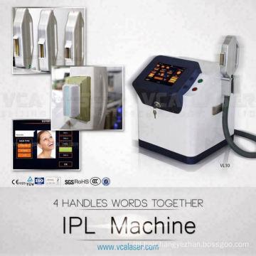 Beijing vcalaser skin rejuvenation potable ipl device