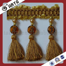 Tassel Trim for Curtain,Trim, Bulk Lace,Trims for Curtains