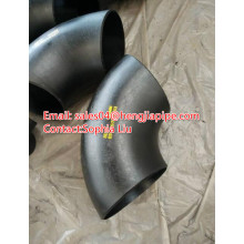 90deg BS EN Standard seamless pipe elbow