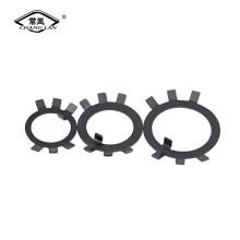 DIN 70952 Шайбы для круглых гаек с прорезями