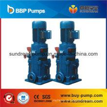 Druck-Edelstahl-Pumpen-vertikale mehrstufige Wasser-Zentrifugalpumpe