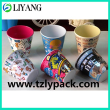 Cartoon Character, Iml for Plastic Cup