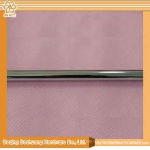 Tubo decorativo de la cortina del acero inoxidable de la manera del diseño caliente