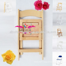 event funiture supplier padded folding chair