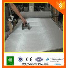 Tecidos de malha de arame / malha de arame de aço inoxidável fabricados na China