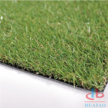 Anti-UV Soft Durable Artificial Grass Untuk Taman