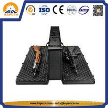 Largo aluminio impermeable Multi pistola pistola caja para llevar