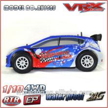 VRX course 1/10 scale nitro modèle rc rallye, alimenté de nitro rc voiture de course