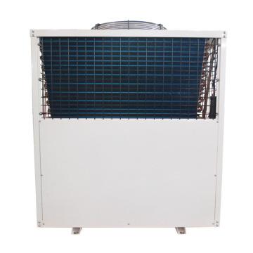 17kw Freestanding Installation High Temperature Heat Pump
