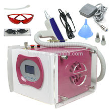 shanghai lowen laser tattoo removal machine