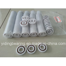 More Corrosion Resistance 3/8′′ Bore Glass Ball Plastic Ball Bearing R8a