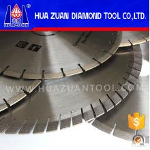 Hoja de sierra circular de diamante para corte de piedra de mármol de granito