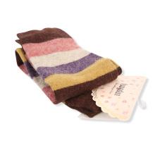 Fashionable 100% wool girl stocking