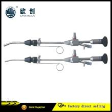 5,2 milímetros Hysteroscope Set, 6,2 milímetros Gynecology Instrumental Cirúrgico, Histeroscópio