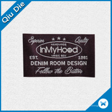 Ocm Brand Woven Labels for Women′s Clothing Accessories