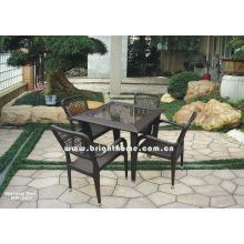 Ocio Rattan Jardín al aire libre Muebles modernos