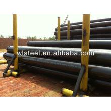 erw carbon steel pipe astm a53 gr.b sch40