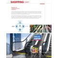 FUJI Shopping Cart Escalator