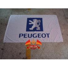 peugeot racing team flag peugeot racing banner 90*150CM polyster
