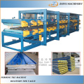 Eps & Rockwoll Sandwich Panel Cold Rolling Forming Machinery