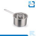 High Quality 304 Stainless Steel Milk/Soup Pot and Pot Set