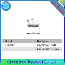 Diffuseur de gaz céramique Binzel MB 24KD