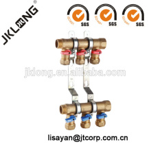 Ball Valve union Brass Manifold