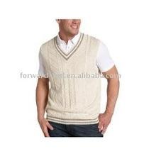 mens cashmere sweater vest fashion cashmere vest 2014