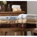 Canasin Stickerei Handtücher Luxus 100 % Baumwolle