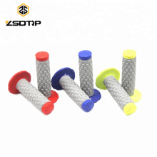 "7/8"" Universal Handle Bar Motorcycle Handle Grips Rubber Moto Handlebar Grips MX Pit Dirt Bike for  Racing"