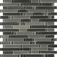 Heißer Verkaufs-Glasmosaik, Wandfliesen-Mosaik, Streifen-Mosaik