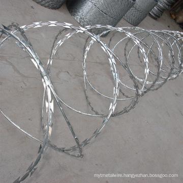 Galvanized Hot Sale Razor Wire (factory)