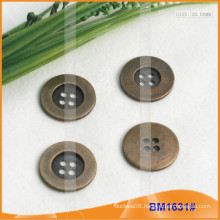 Zinc Alloy Button&Metal Button&Metal Sewing Button BM1631