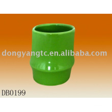 Factory direct wholesale ceramic bamboo cup